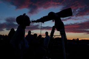 2017 Total Solar Eclipse Star Party