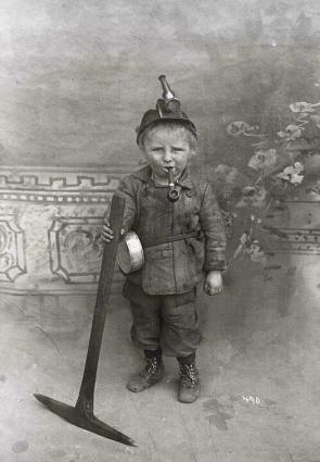 6yearold coal miner United States circa 1910