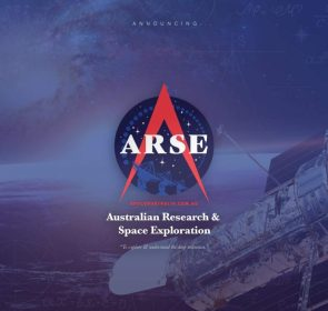 ARSE – Austrailian Research and Space Exploration