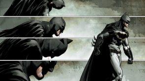 Batman Stands Up