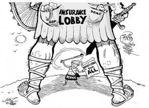 Bernievs the Insurance Lobby