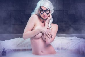 Black Cat by Danica Rockwood