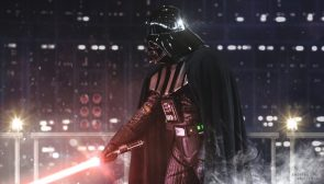 Darth Vader is Sparky