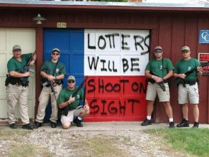 Lotters will be shoot