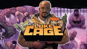Luke Cage has a smile