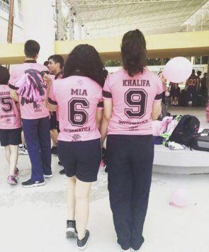 Mia Khalifa Shirts