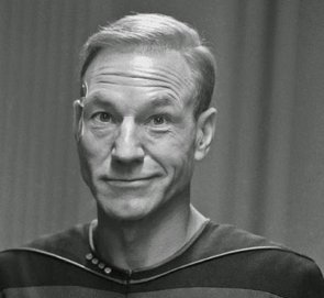 Picard in a Wig
