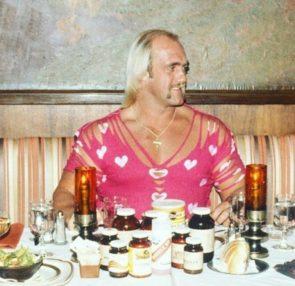 Pretty Pink Hulk Hogan