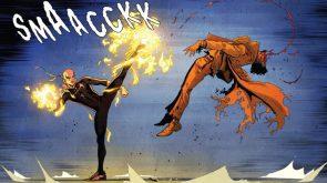 Smaacckk by Iron Fist