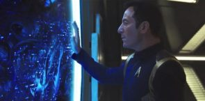 Star Trek- Discovery Promo – Captain's Touch