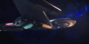 Star Trek- Discovery Promo – Discovery upskirt