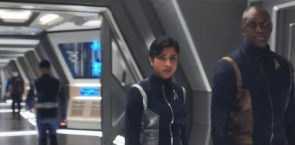 Star Trek- Discovery Promo – Uncomfortable Stares