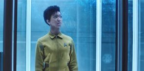 Star Trek- Discovery Promo – Yellow Jumper