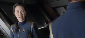 USS Shenzhou's Captain Georgiou