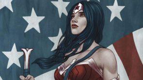 Wonder Woman is hopeful