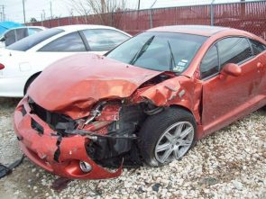 A totaled eclipse
