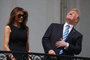 Blinded President