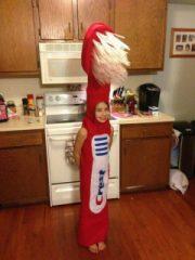 Brushey Costume