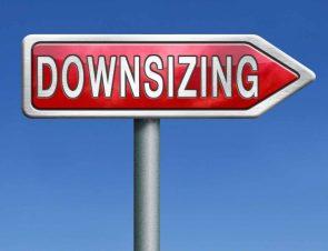 downsizing arrow