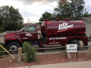 Dr Pumper Septic Services