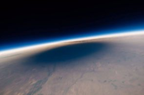 Eclipse From Orbit