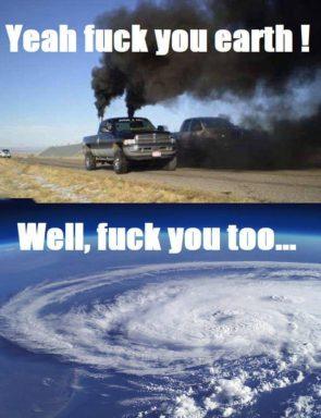 FUCK YOU Earth