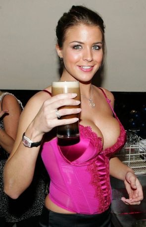 Have a Drink with Gemma Atkinson