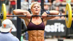 Katrin Tanja Davidsdottir lifting