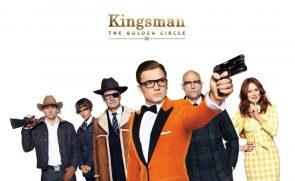 Kingsman: The Golden Circle Cast