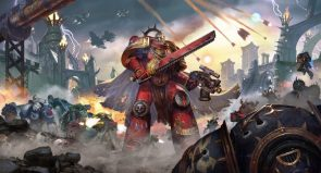Majestic Space Marine