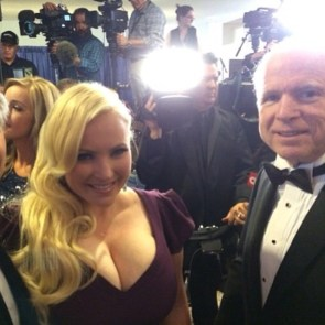 Meghan McCain at the 100th Annual White House Correspondents' Association Dinner in Washington DC – May 3 2014