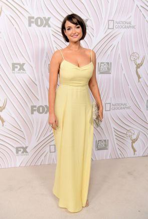 Milana Vayntrub 2017 Emmy Awards After Party