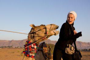 refused camel kiss