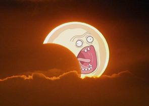 Rick and Morty Eclipse
