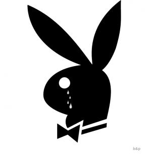 Sad Bunny Logo