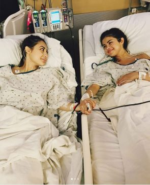 Selena Gomez Reveals She Is Recovering from a Kidney Transplant