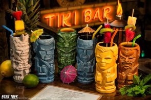 Star Trek Tiki Cups