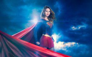 Supergirl Lens Flair