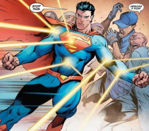 """Superman says """"stop THIS"""""""