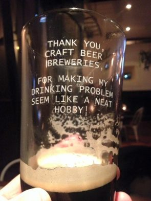 Thank You Craft Beer