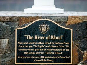 Trump's River of BLOOD