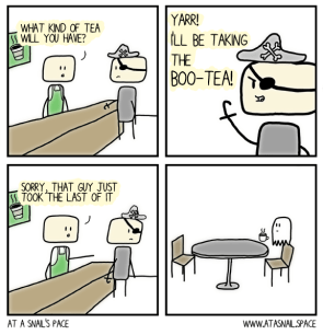 What kind of tea will you have