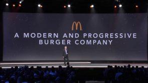 A modern and progressive burger company