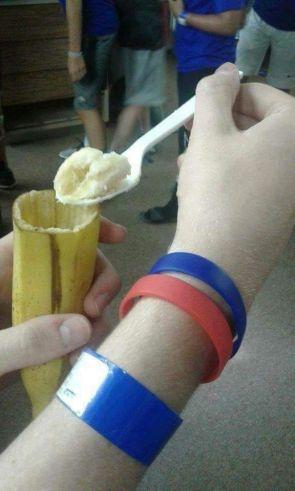 Banana Spooner