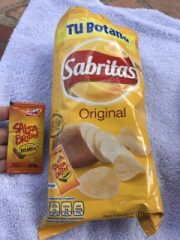 Salsa Chips Combo