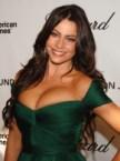 Sophia Vergara in green