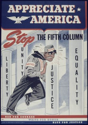 Stop The Fifth Column