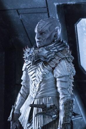 White Klingong