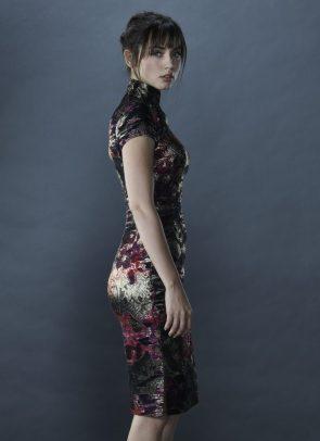 Ana De Armas had epic wardrobe in Blade Runner 2049