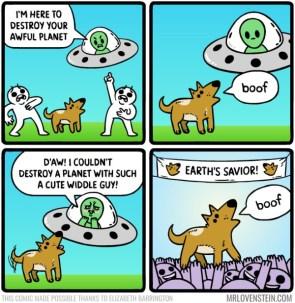 Boof Alien